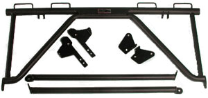 Brey-Krause R-1029 Harness Mount for a 996 Cabriolet