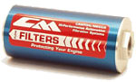 CM In-Line Oil Filter