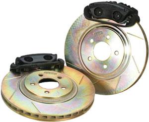 mustang brake kit: mustang brembo - mustang big brake