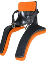 Hans® Professional w/Orange Padding
